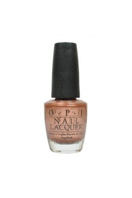 OPI Nail Lacquer - California Dreaming Summer 2017 Collection - Sweet Carmel Sunday - 0.5oz / 15ml