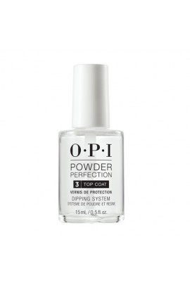 OPI Powder Perfection - Acrylic Dip Treatments - Top Coat - 0.5oz / 15ml