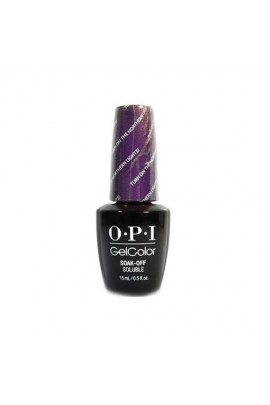 OPI GelColor - Iceland Fall 2017 Collection - Turn on the Northern Lights! - 0.5oz / 15ml