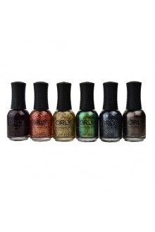 ORLY Nail Lacquer - Metropolis Collection - All 6 Colors - 0.6oz / 18ml