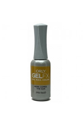 ORLY Gel FX - Day Trippin' Collection - Here Comes The Sun - 0.3oz / 9ml