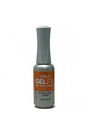 ORLY Gel FX - Day Trippin' Collection - Kitsch You Later - 0.3oz / 9ml