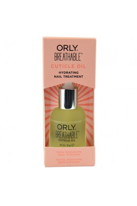 ORLY Breathable - Cuticle Oil - Hydrating Nail Treatment - 0.6oz / 18ml