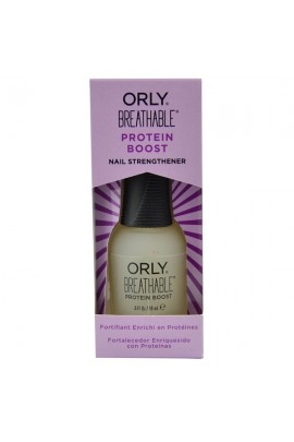 ORLY Breathable - Protein Boost - Nail Strengthener - 0.6oz / 18ml