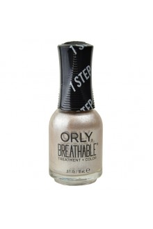ORLY Breathable Lacquer - Treatment+Color - All Tangled Up Collection - Let's Get Fizz-ical - 0.6oz / 18ml