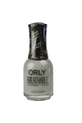 Orly Breathable Nail Lacquer - Treatment + Color - Aloe, Goodbye! - 0.6oz / 18ml