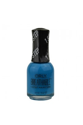 ORLY Breathable Lacquer - Treatment+Color - Super Bloom Collection - Downpour Whatever - 0.6oz / 18ml