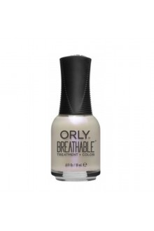 ORLY Breathable Lacquer - Treatment+Color - Crystal Healing - 18 ml / 0.6 oz