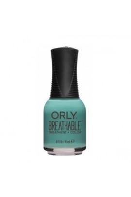 ORLY Breathable Lacquer - Treatment+Color - Sea the Future - 18 ml / 0.6 oz