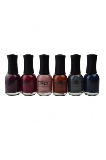 ORLY Nail Lacquer - Desert Muse Collection - All 6 Colors - 0.6oz / 18ml