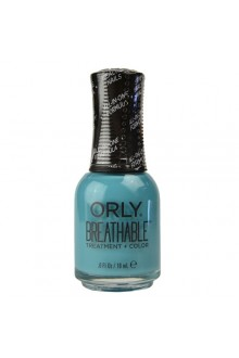 Orly Breathable Nail Lacquer - Treatment + Color - Detox My Socks Off - 0.6oz / 18ml
