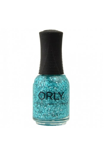 Orly Nail Lacquer - Euphoria 2019 Collection - What's the Big Teal - 18 mL / 0.6 oz