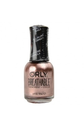 Orly Breathable Nail Lacquer - Treatment + Color - Fairy Godmother - 0.6oz / 18ml