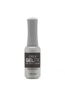 Orly Gel FX - Arctic Frost Winter 2019 Collection - Below Zero - 0.3oz / 9ml