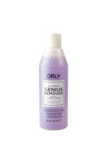 Orly - All Purpose Genius Remover - Gel Remover - 8oz / 237ml