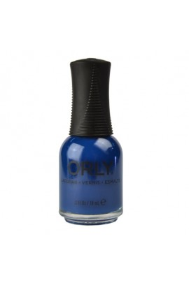 Orly Nail Lacquer - Velvet Dream Collection Fall 2017 - Blue Suede - 0.6 oz / 18 mL