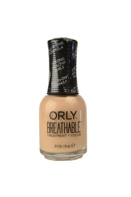 Orly Breathable Nail Lacquer - Treatment + Color - Manuka Me Crazy - 0.6oz / 18ml