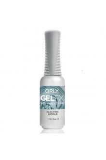 Orly Gel FX - Pastel City Collection Spring 2018 - Electric Jungle - 0.3 oz / 9 mL