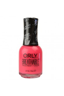 Orly Breathable Nail Lacquer - Treatment + Color - Pep in Your Step - 0.6oz / 18ml