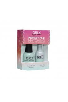 Orly Lacquer + Gel FX - Perfect Pair Matching DUO Kit - Jealous, Much?