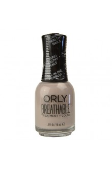 Orly Breathable Nail Lacquer - Treatment + Color - Staycation - 0.6oz / 18ml