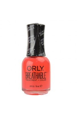 Orly Breathable Nail Lacquer - Treatment + Color - Sweet Sanity - 0.6oz / 18ml