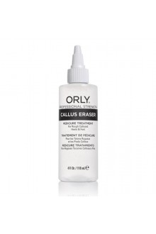 ORLY - Professional Strength Callus Eraser - 4 oz / 118 ml