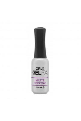 Orly Gel FX - Matte Top Coat - 0.3oz / 9mL
