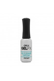 Orly Gel FX - No Cleanse Top Coat - 0.3oz / 9mL