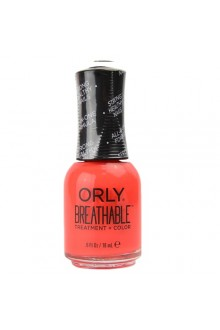 Orly Breathable Nail Lacquer - Treatment + Color - VItamin Burst - 0.6oz / 18ml