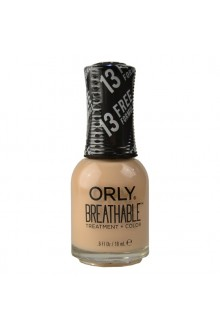 Orly Breathable Nail Lacquer - Treatment + Color - Mind, Body, Spirit - 0.6 oz / 18 mL