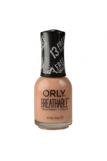 Orly Breathable Nail Lacquer - Treatment + Color - You Go Girl - 0.6 oz / 18 mL