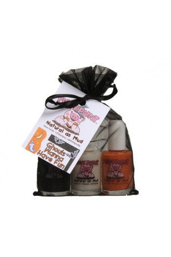 Piggy Paint - Ghouls Wanna Have Fun  Gift Pack - 3 Nail Polish Set - 0.5oz/15ml each