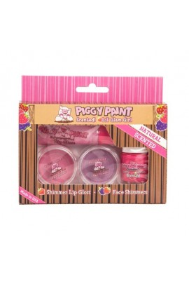 Piggy Paint - Scented Lil' Glam Girl Kit - 4 Piece Set