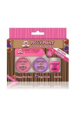 Piggy Paint - Scented Mini Mani Kit - 4 Piece Set