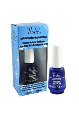 Poshe - Nail-Strengthening Treatment Base Coat - 0.5oz / 14ml