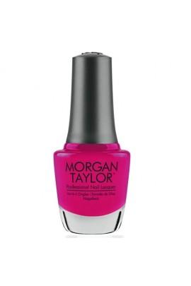 Morgan Taylor Nail Lacquer - Prettier In Pink - 0.5oz / 15ml