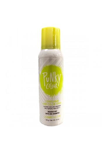 Punky Colour - Temporary Hair Color Spray - Leopard Yellow - 3.5oz / 100g