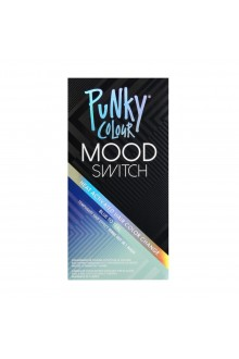 Punky Colour - Mood Switch - Heat Activated Hair Color Change - Blue to Teal