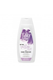 Punky Colour - 3-in-1 Color Depositing Shampoo + Conditioner - Coolicious - 250mL / 8.5oz