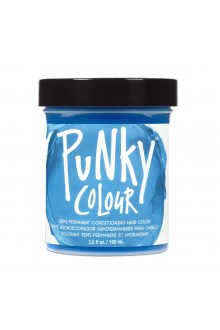 Punky Colour - Semi-Permanent Conditioning Hair Color - Lagoon Blue - 3.5oz / 100mL
