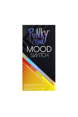 Punky Colour - Mood Switch - Heat Activated Hair Color Change - Orange to Yellow