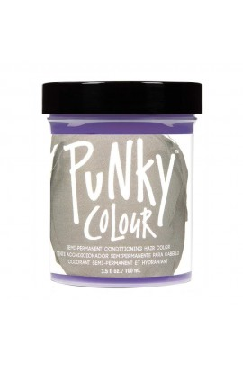 Punky Colour - Semi-Permanent Conditioning Hair Color - Platinum Blonde Toner - 3.5oz / 100mL