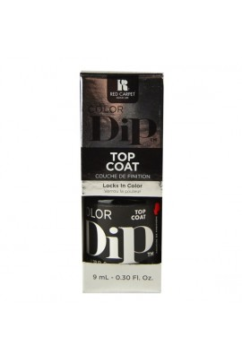 Red Carpet Manicure - Color Dip - Top Coat - 9 ml / 0.30 oz