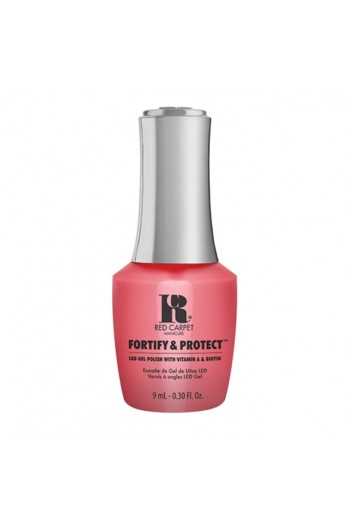 Red Carpet Manicure - Fortify & Protect - On Set Antics - 9ml / 0.30oz