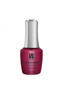 Red Carpet Manicure - Fortify & Protect - Runway Darling - 9ml / 0.30oz