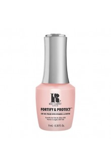 Red Carpet Manicure - Fortify & Protect - No Damsels Here - 9ml / 0.30oz