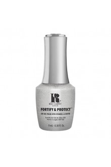 Red Carpet Manicure - Fortify & Protect - Silver Screen Starlet - 9ml / 0.30oz
