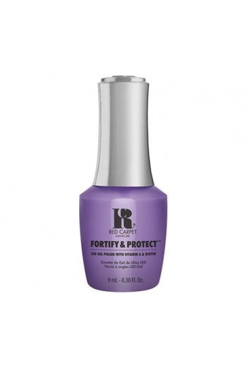 Red Carpet Manicure - Fortify & Protect - Blockbuster Babe - 9ml / 0.30oz