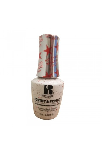 Red Carpet Manicure - Fortify & Protect - Hollywood Walk of Fame Collection - Going Hollywood - 9ml / 0.30oz